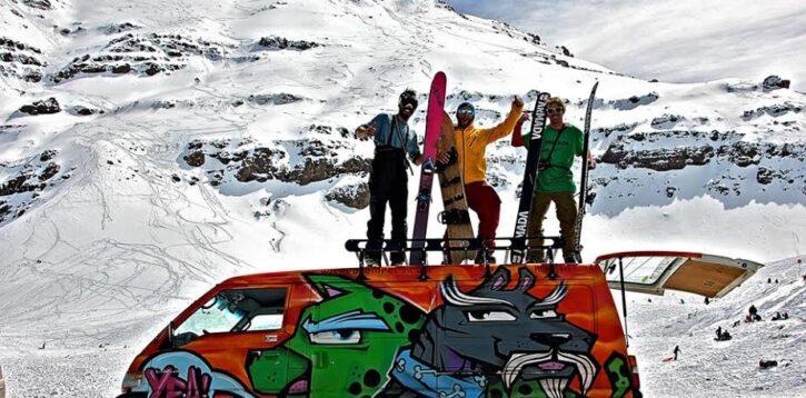 Las opciones low cost para viajar por Chile en una «casa rodante»
